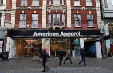 American Apparel update