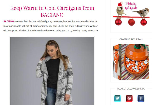 womens fashionista blog. the best women's fashion. baciano fashion sweaters. how do you keep warm on fall?