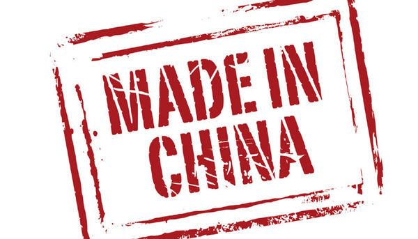 Made in china apparel online.