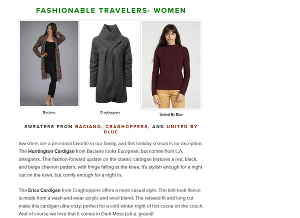 fashionable woman traveler. wehre can I find the best outfit for traveling?