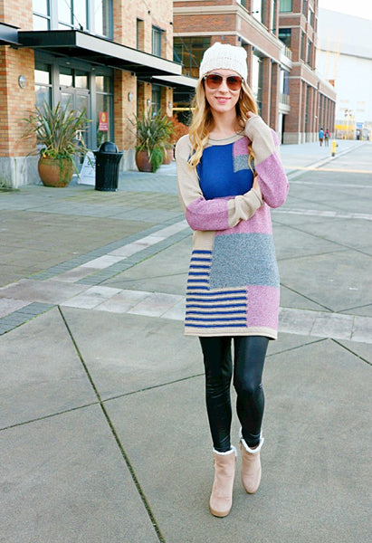 Baciano weekend. where can i find the bexk colorblock sweater? colorblock sweaters at baciano