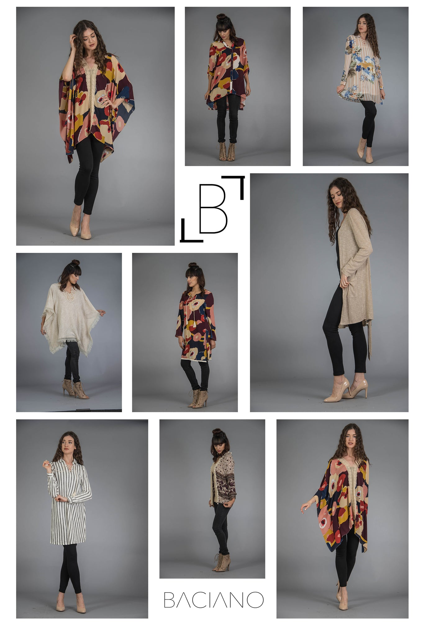 Baciano spring collection. where can i find the best outfit for spring? spring style lookbook.