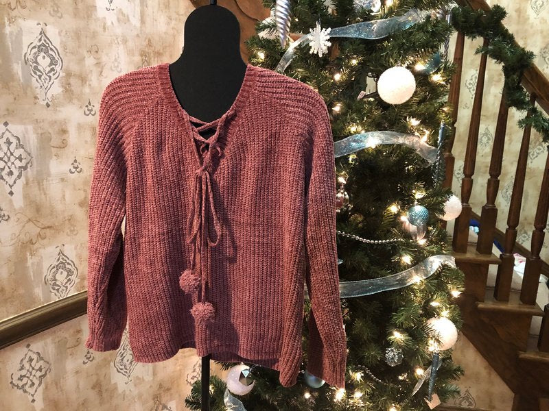 baciano fall sweater