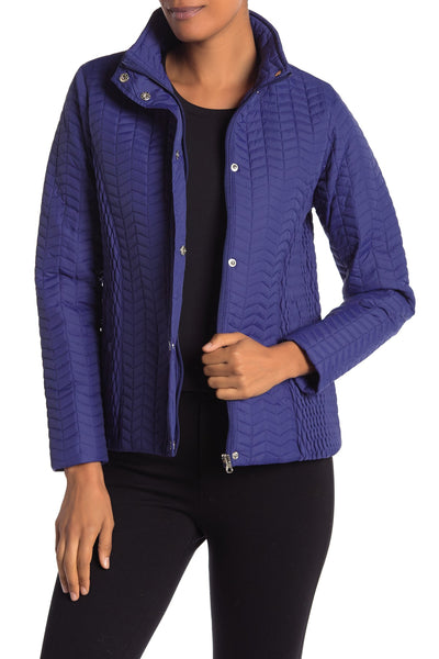 Indoor/Outdoor Womens Puffer Jacket