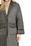 Load image into Gallery viewer, women's closure coat
