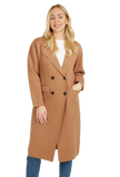 Load image into Gallery viewer, Womens Coat Brown