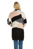 Load image into Gallery viewer, Womens print sweater jacket online