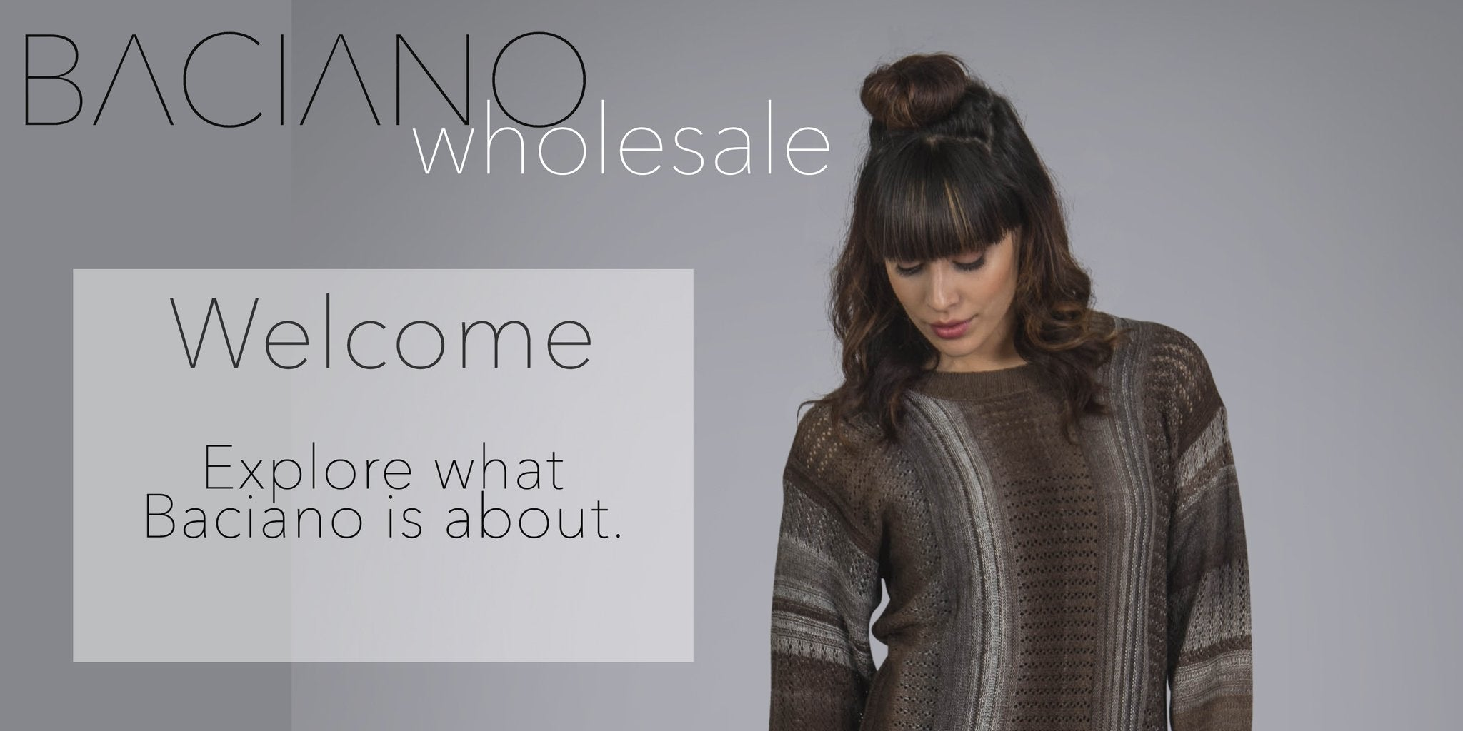 Welcome to the baciano wholesale page.