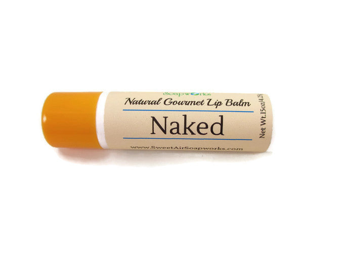 Naked Gourmet Lip Balm