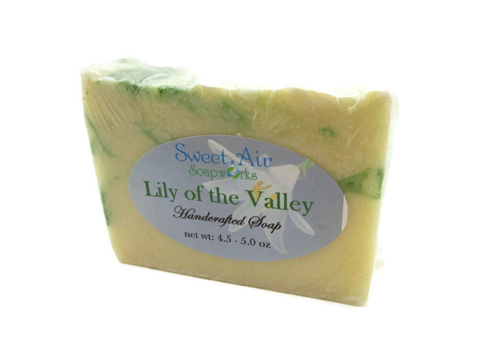 Lily Of The Valley (type) Soap