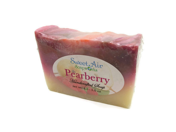 Pearberry Soap