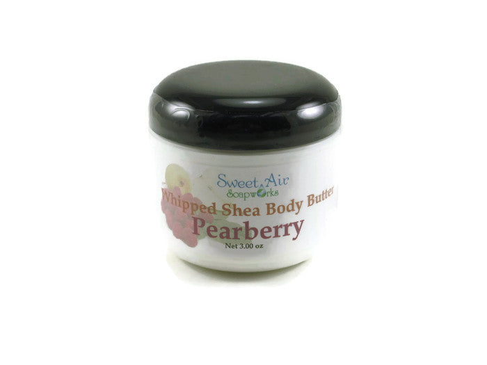 Pearberry Whipped Shea Body Butter