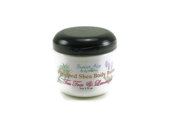 Tea Tree & Lavender Whipped Shea Body Butter