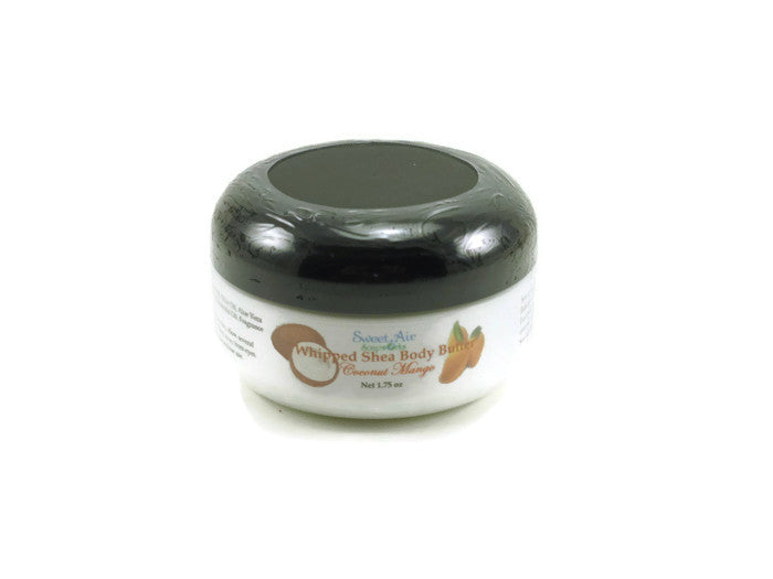 Coconut Mango Whipped Shea Body Butter