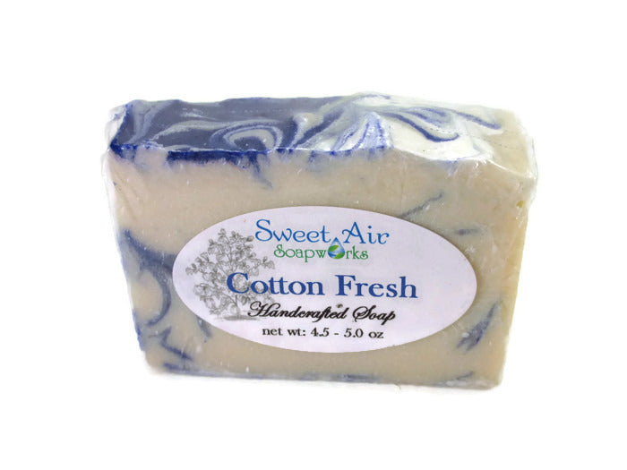 Cotton Fresh Soap