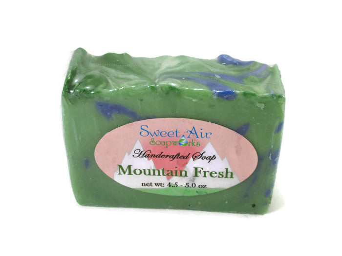 Mountain Fresh Soap