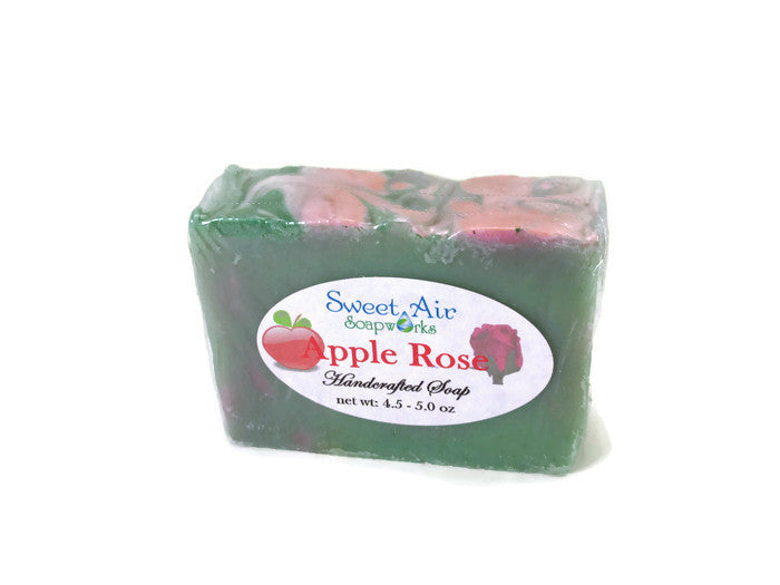 Apple Rose Soap