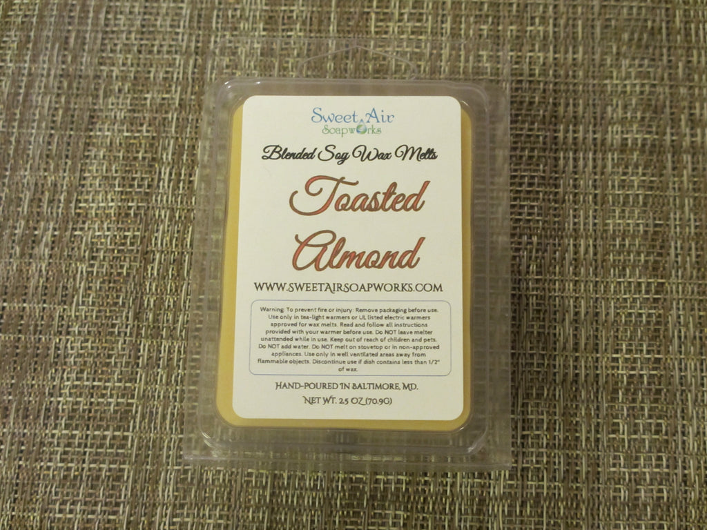 Toasted Almond Wax Melts