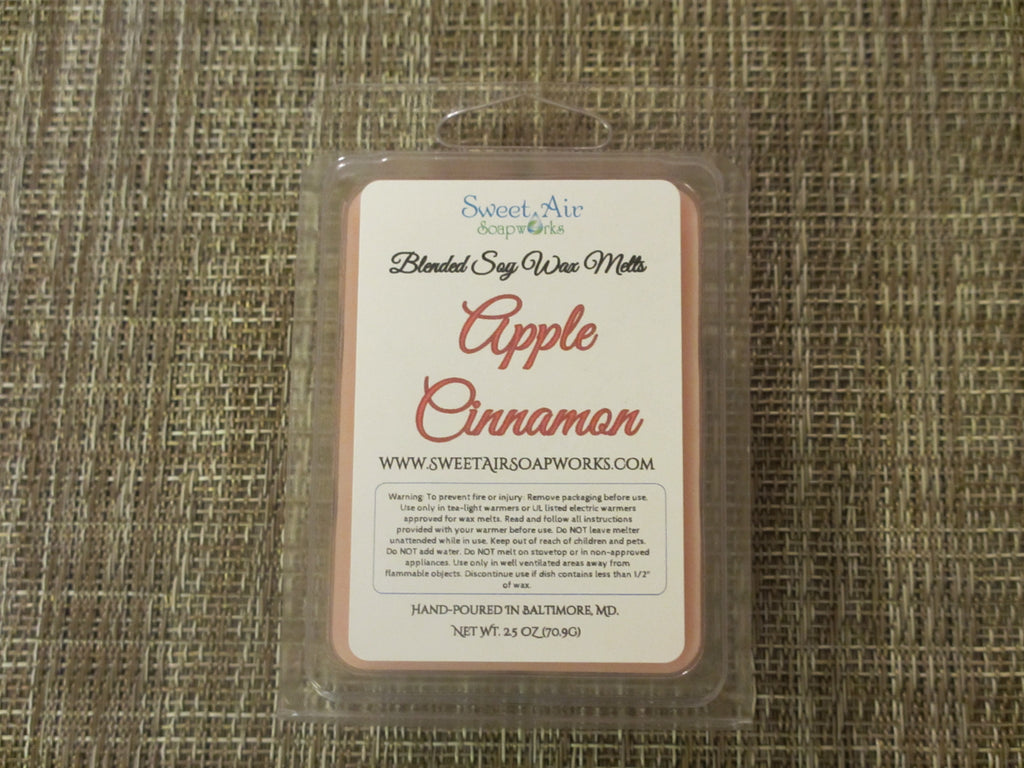 Apple Cinnamon Wax Melts