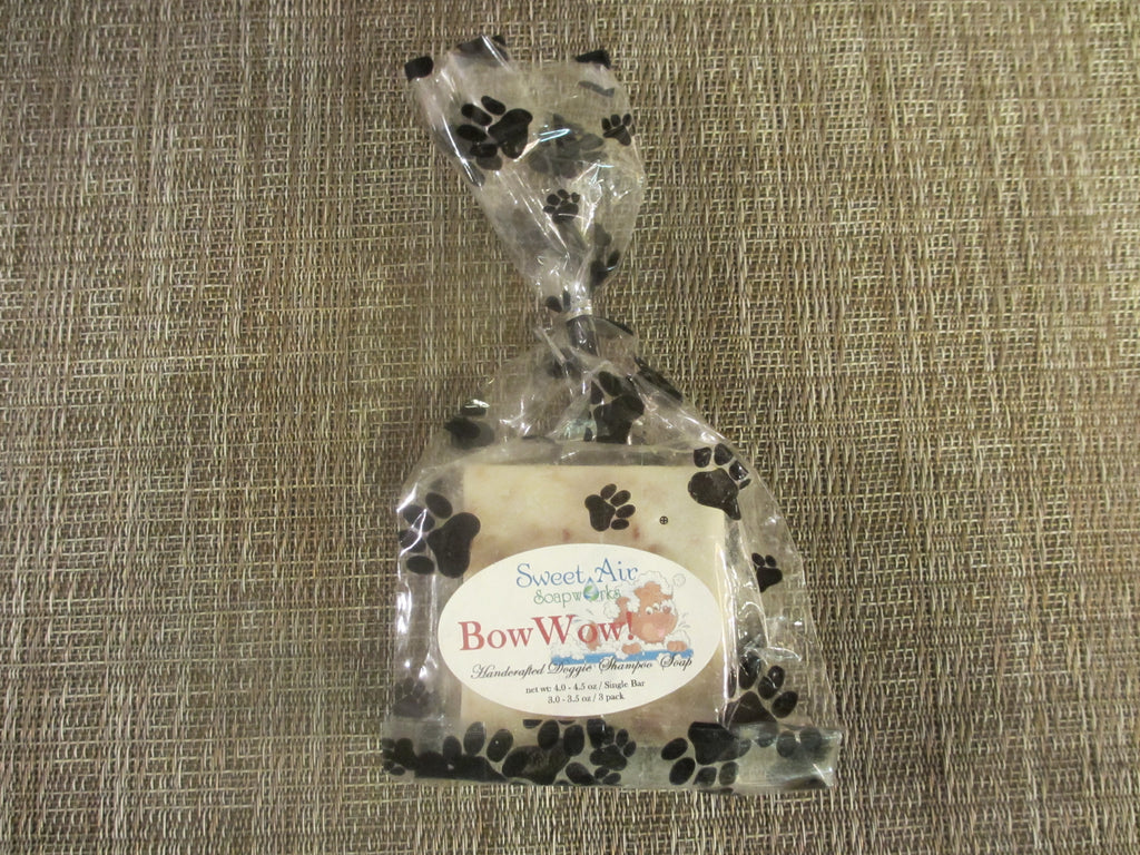 Bow Wow Doggie Shampoo Soap