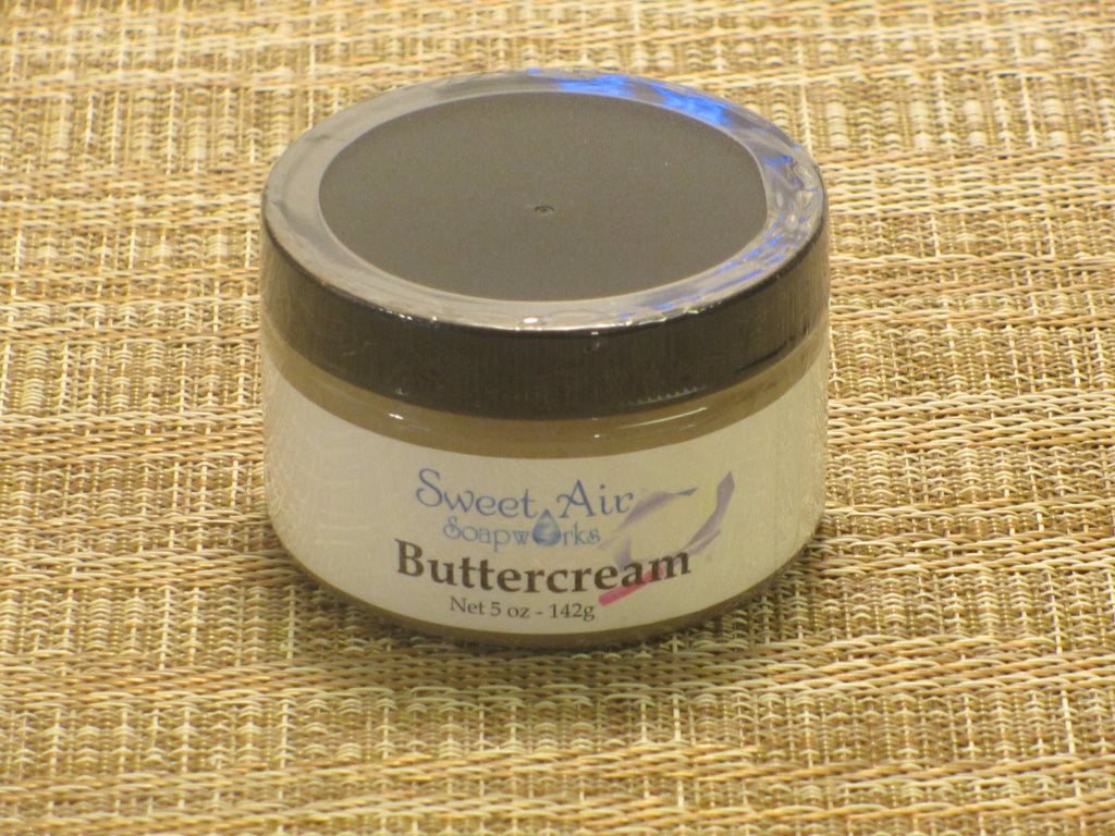 Buttercream Sugar Scrub