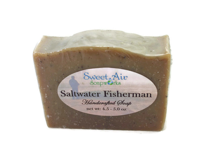 Saltwater Fisherman Soap