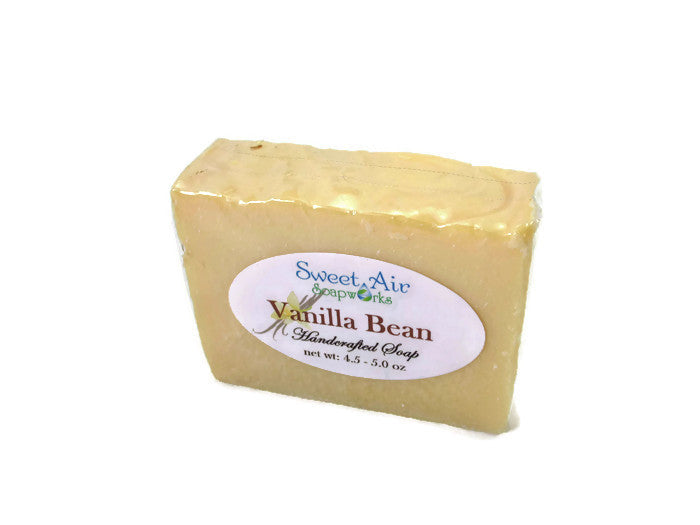 Vanilla Bean Soap