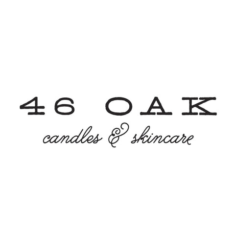 CANDLES & DIFFUSERS 46 OAK -  LOCAL ONLY
