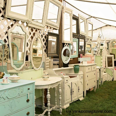 Brimfield Antique Fair Shopping Guide