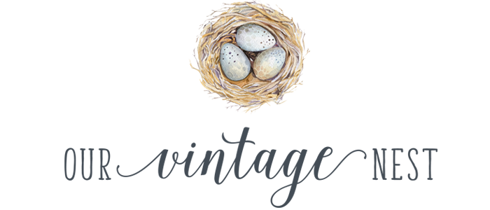 Our vintage Nest Collection