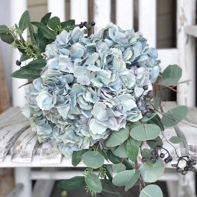 French Blue Hydrangea Bundle LOCAL ONLY