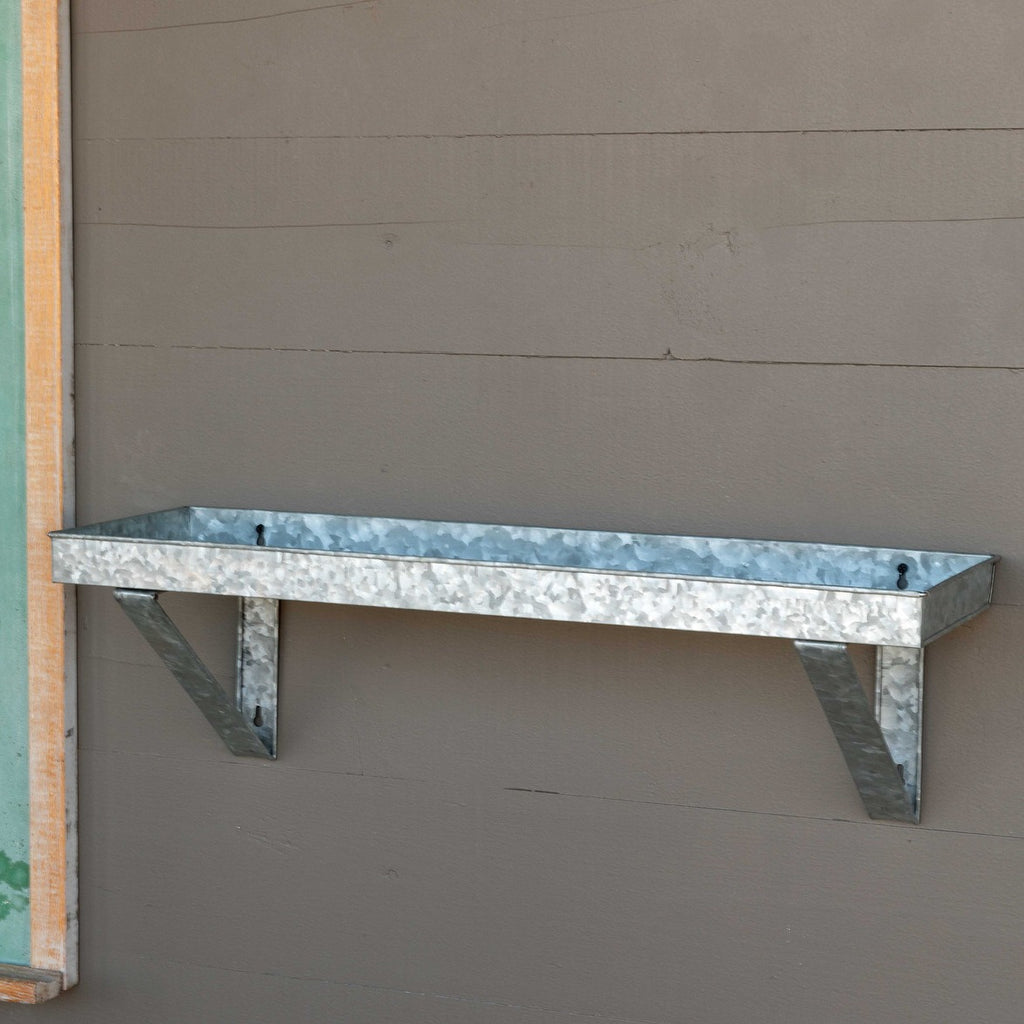 Metal Shelf, 28""