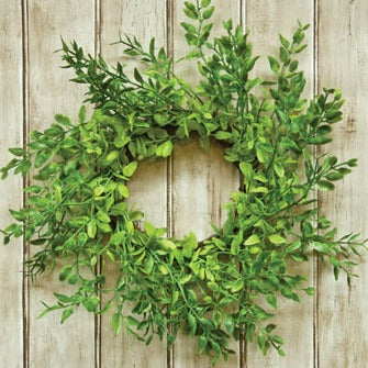 Wild Greenery Wreath, Medium