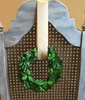 Small Preserved Real Boxwood Wreath - 6 Inch