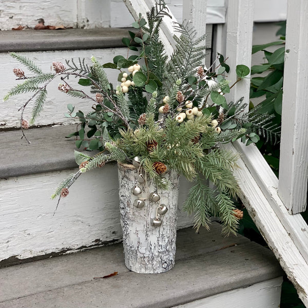 DIY Winter Floral Kit by Celebrated Nest