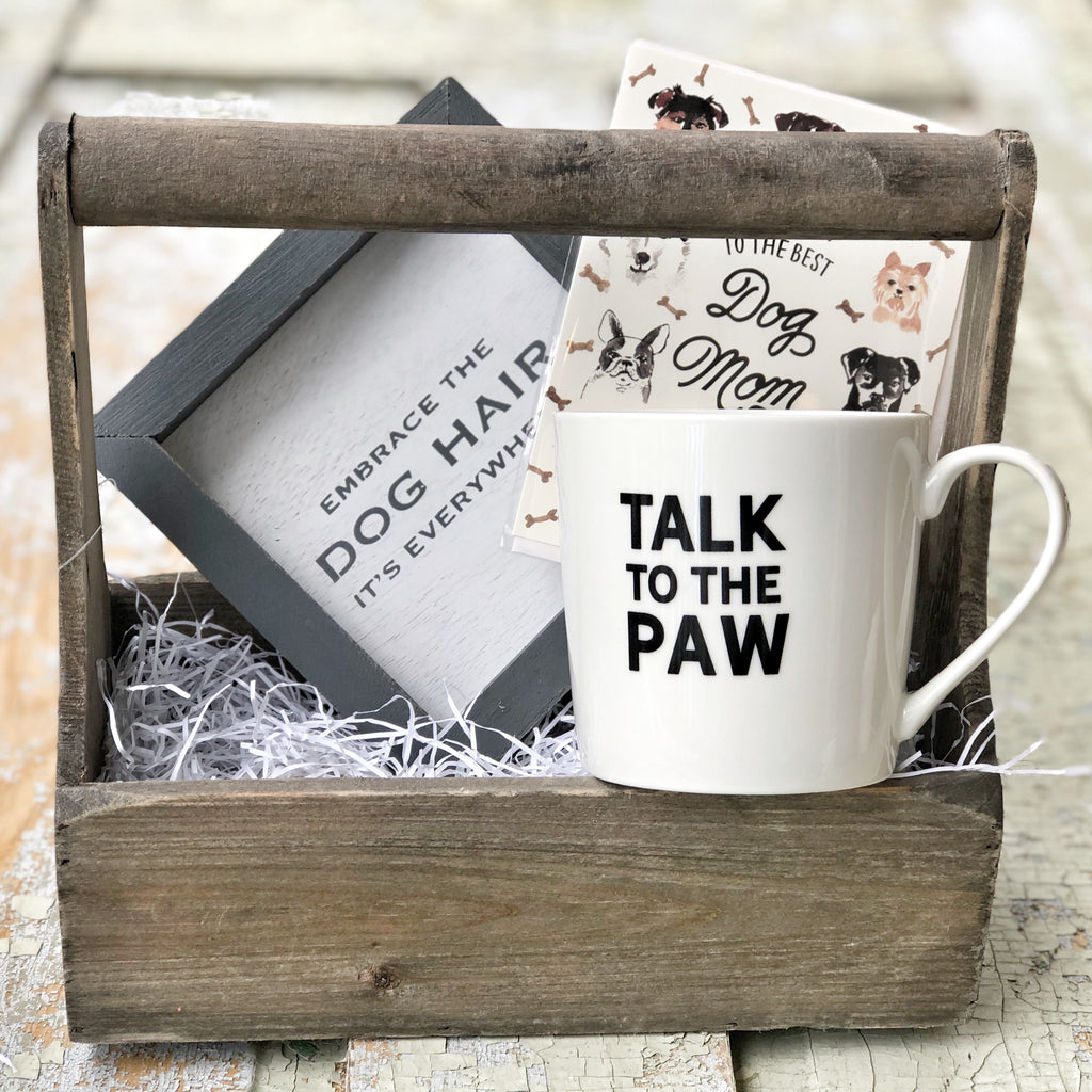 Dog Mom Gift Set  - LOCAL ONLY