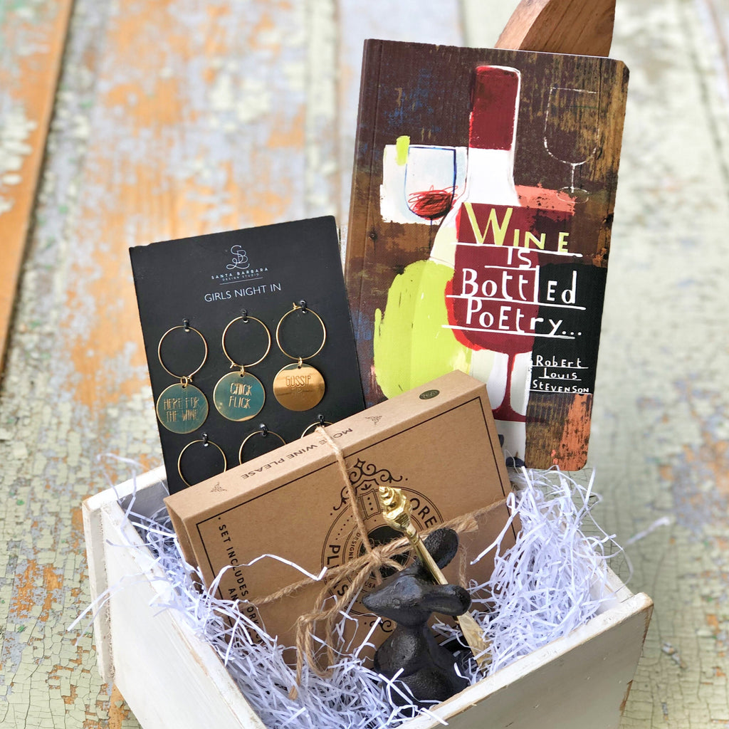 Wine & Cheese Gift Set  - LOCAL ONLY