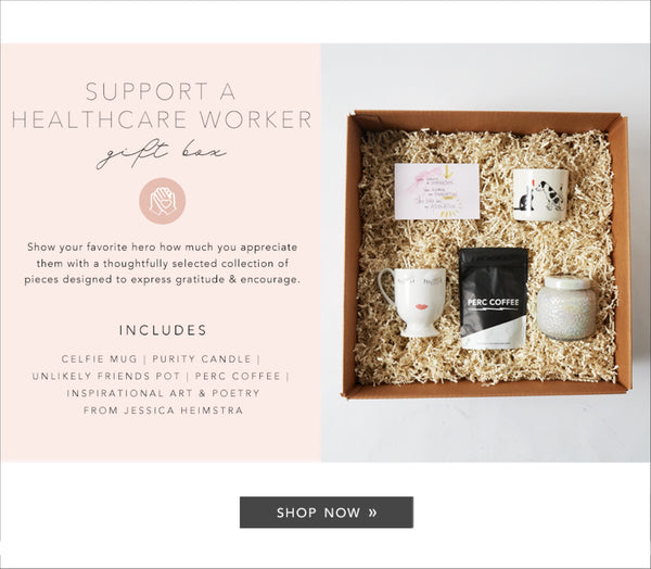 Gift Box - Healthcare Worker