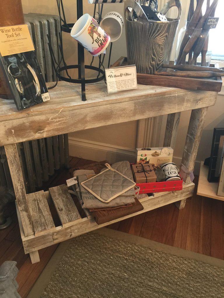 Console Table from Boutique Craftsman
