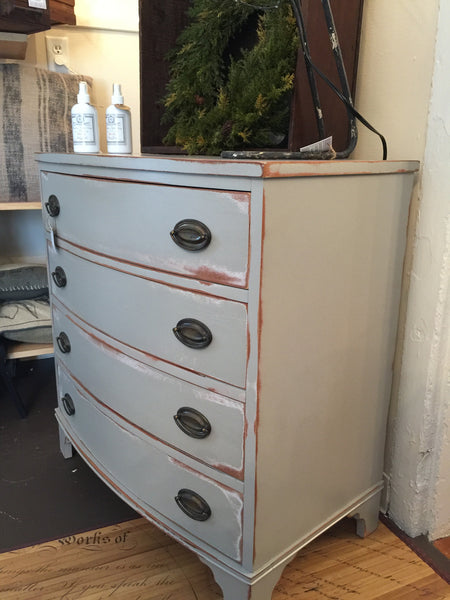 Small Light Grey Dresser