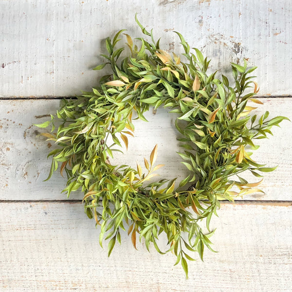 Smilax Wreath, Medium LOCAL ONLY