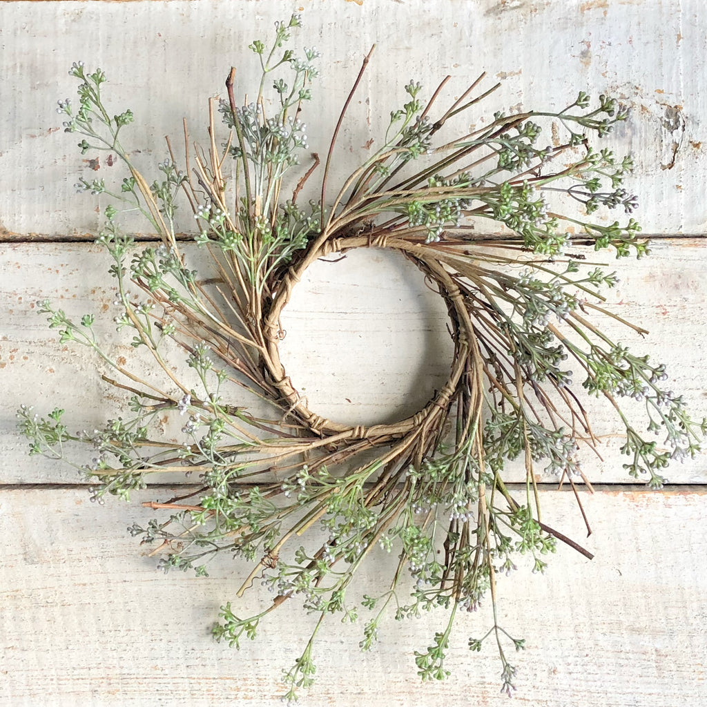 Spring Buds Wreath, Medium