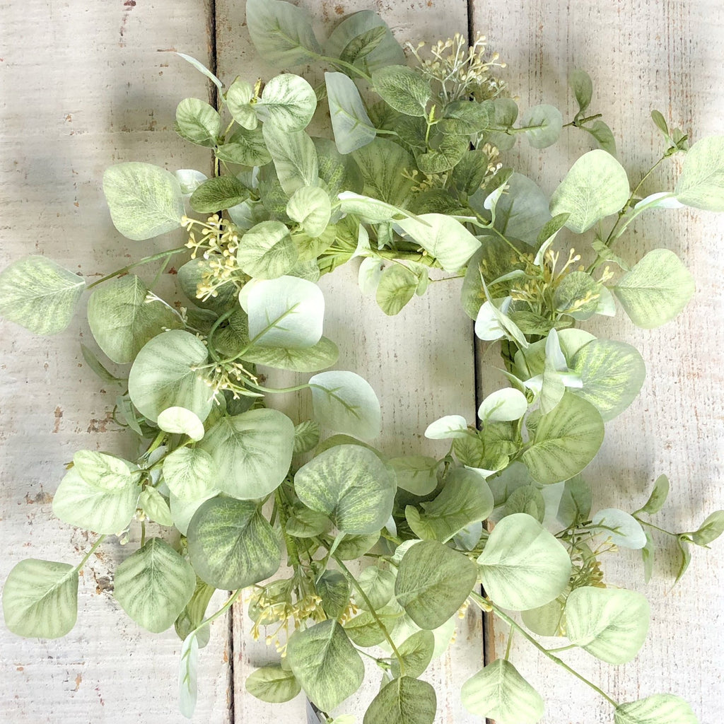 Berry Eucalyptus Wreath, Medium LOCAL ONLY