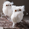 Snow Owl Set LOCAL ONLY