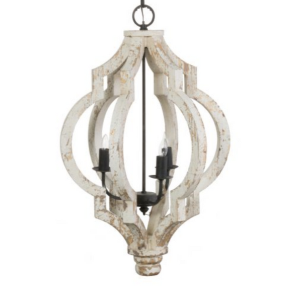 American Furniture Warehouse Mail: IN STORE ONLY Distressed Teardrop Chandelier, Gracefully
