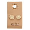 Stay Gold Earrings LOCAL ONLY
