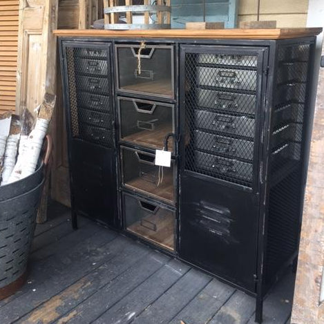 Industrial Style Locker Cabinet for $ 425.00
