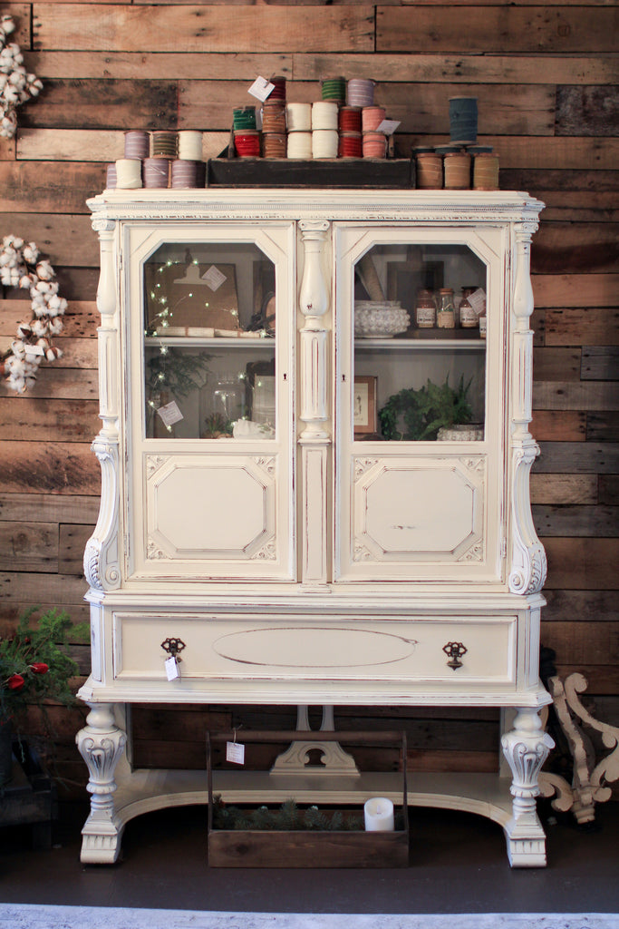 Nantucket White Cabinet