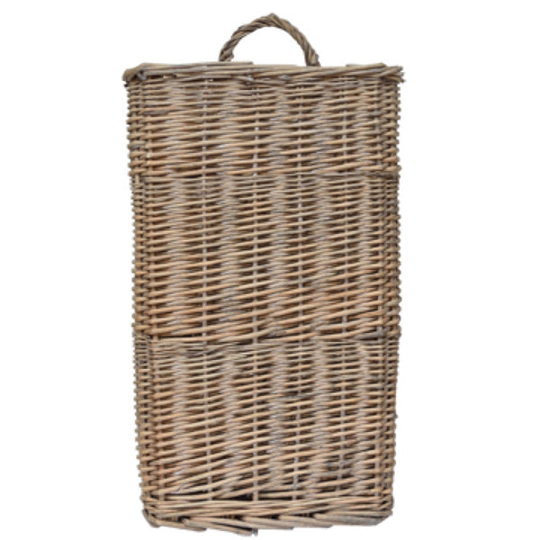 Natural Willow Wall Basket