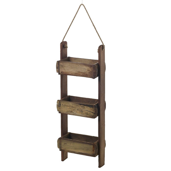 Hanging Brick Mold Shelf